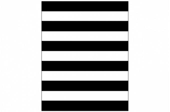 tapis design rayures noir et blanc 120x160 cm tapis design pas cher. Black Bedroom Furniture Sets. Home Design Ideas