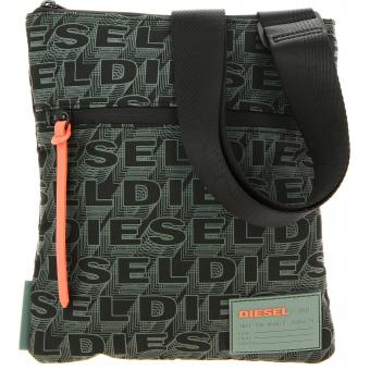 Diesel Maroquinerie - CROSS BODY BAG SMALL - Soldes Maroquinerie HOMME