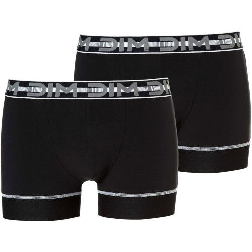 Dim - Pack de 2 Boxers Flex Stay & Fit - Cadeau mode homme