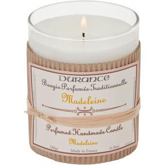 Bougie Parfumée Traditionnelle Madeleine