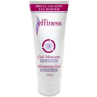 EFFINESS GEL MINCEUR BRULE GRAISSE Effiness