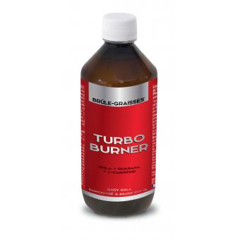 "Effiness - TURBO BURNER solution buvable ""bruleur de graisses\"" - Produit minceur effiness"