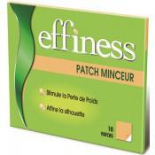 Effiness Homme - Patch Minceur - Sport & Minceur