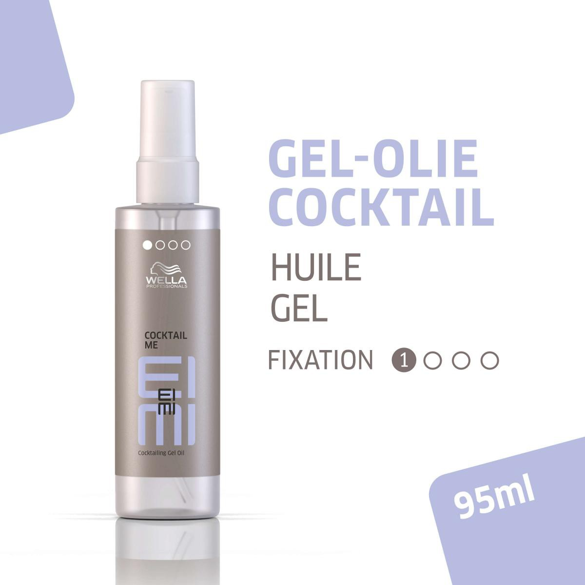 Huile Gel - Cocktail Me