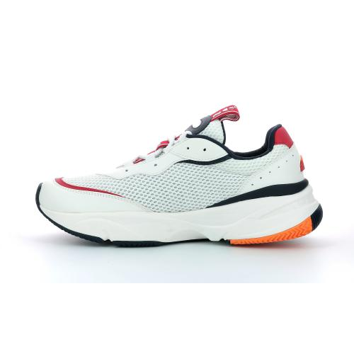 Ellesse - Baskets Massello Text homme blanc - Sneakers homme