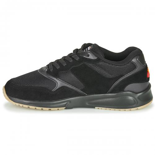 Ellesse - Baskets ou chaussures de running NYC 84 Sued homme – noir - Sneakers homme