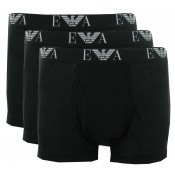 Emporio Armani Underwear Homme - PACK 3 SHORTY OUVERTS - Accessoires Mode - ARMANI UNDERWEAR
