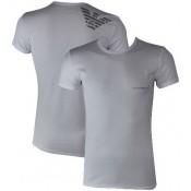 Emporio Armani Underwear Homme - TEE-SHIRT COTON LOGOTE HOMME - Accessoires Mode - ARMANI UNDERWEAR