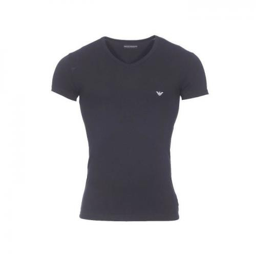 T-SHIRT EAGLE COTON STRETCH-Emporio Armani