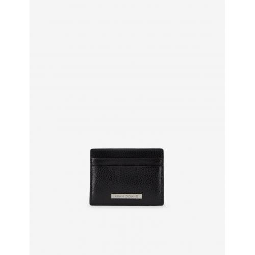 Emporio Armani - Credit Card Holder - Maroquinerie homme