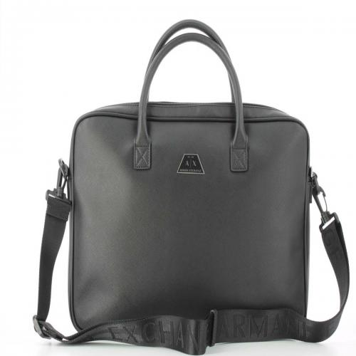 Emporio Armani - Briefcase - Besace homme messenger