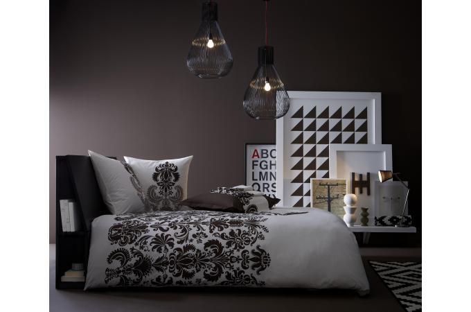 parure de lit blanche voyage 140x200 cm et une taie d 39 oreiller 65x65 cm housse de couette et. Black Bedroom Furniture Sets. Home Design Ideas