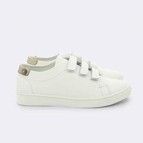 Faguo - TENNIS ASPENLOWS LEATHER - Sneakers homme