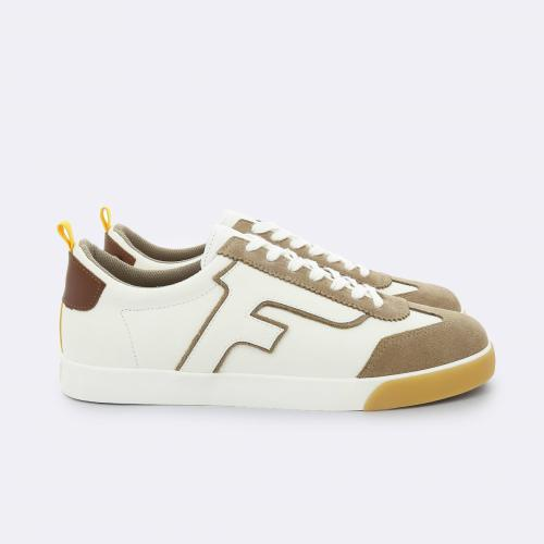 Faguo - TENNIS WELLINGTON LEATHER - Sneakers homme