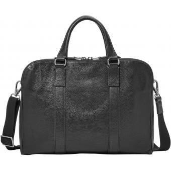 PORTE-DOCUMENTS MAYFAIR – Double Zip Fossil