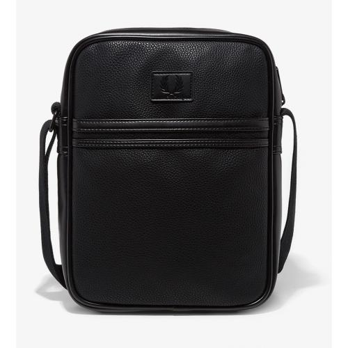 Sac reporter noir - Fred - Perry