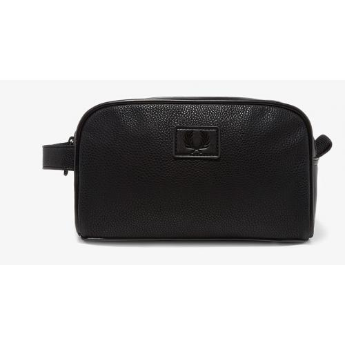 Fred Perry - Trousse de toilette noir - Fred Perry - Trousse de toilette homme