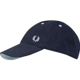 Casquette Unie Coton Fred Perry