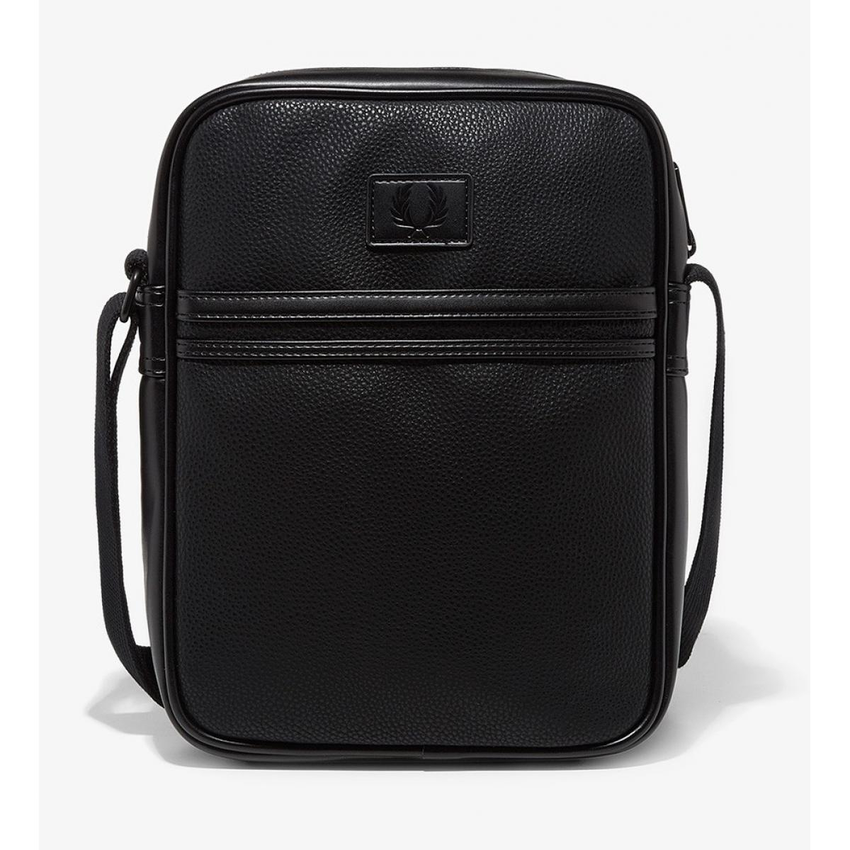 Sac reporter noir - Fred - Perry Fred Perry