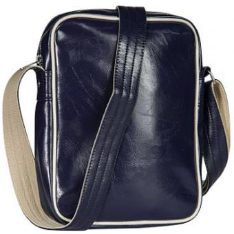 SAC TRAVERS CLASSIC - Simili cuir et coton