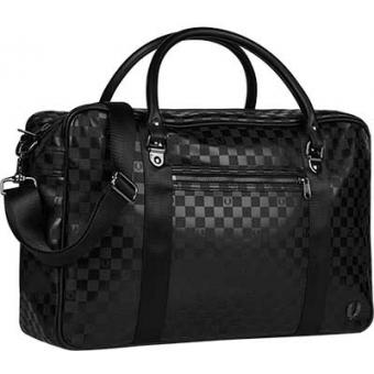 SAC DE VOYAGE CHECKERBOARD Fred Perry