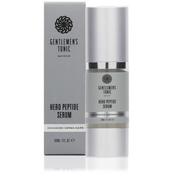 Gentlemen's Tonic - HERO PEPTIDE SERUM - Creme anti age homme