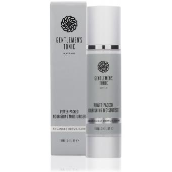 Gentlemen's Tonic - Power Packed Nourishing Moisturiser - Cadeau homme