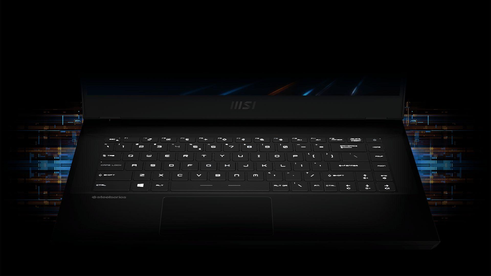 gp66 leopard 11uh 047xfr personnalisez votre clavier