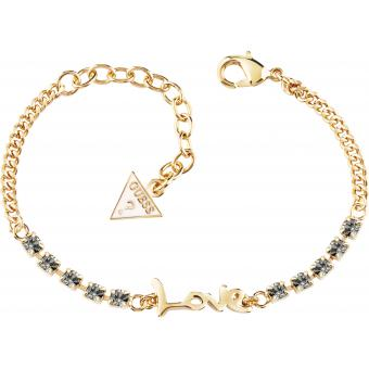 Bracelet Love Doré - Guess Bijoux - Guess