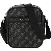 Guess Maroquinerie - CITY LOGO MINI DOC CASE - Maroquinerie homme