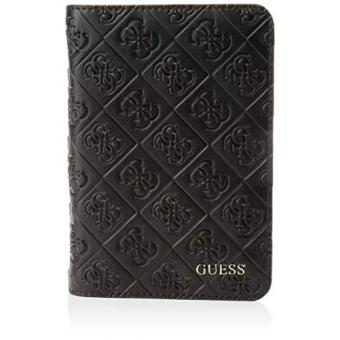 Guess Maroquinerie - DAN LOGO GBOX PSPRT&BADGE HOLD - Petite maroquinerie homme
