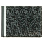 Guess Maroquinerie - PORTE CARTES FLAT HERITAGE - Maroquinerie guess homme