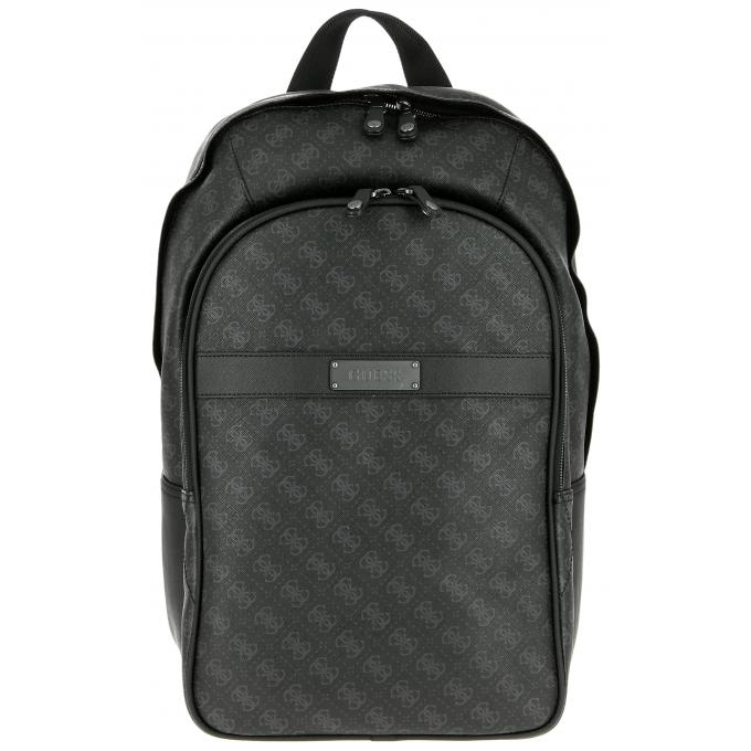Dos Sac Zip A Logote Homme Guess Maroquinerie I7mbfgY6yv