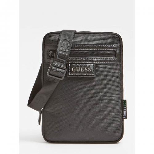 Guess Maroquinerie - Sac bandoulière Convertible homme Massa - Maroquinerie guess homme