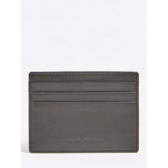 Guess Maroquinerie - NEW BOSTON CARD CASE - Petite maroquinerie homme