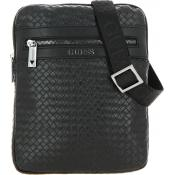 Guess Maroquinerie - NEW MILANO FLAT CROSSBODY - Maroquinerie homme