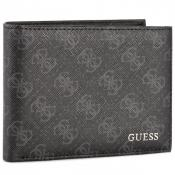 Guess Maroquinerie - Portefeuille Fin City Logo - Maroquinerie guess homme