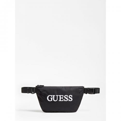 Guess Maroquinerie - Sac banane homme Quarto - Maroquinerie guess homme