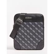 Guess Maroquinerie - SAC PORTE CROISE MANHATTAN LOGO - Promotions