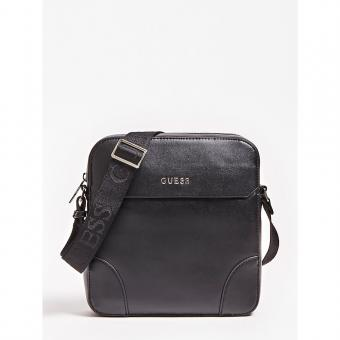 Guess Maroquinerie - SAC REPORTER MANHATTAN - Maroquinerie guess homme