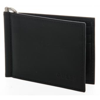 PORTE CARTE - MONEY CLIP CARD CASE - Cuir Lisse