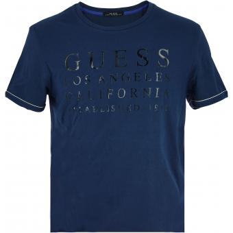 TEE-SHIRT HOMME COL ROND Guess