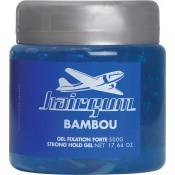 Hairgum Homme - GEL FIXANT AU BAMBOU 500g - Gel & Cire Cheveux