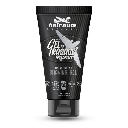 Hairgum - Gel de rasage transparent - Gel a raser homme