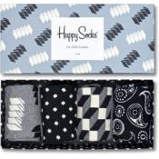 Happy Socks - COFFRET CADEAU CHAUSSETTES OPTIC HAPPY SOCKS – Mode - Chaussette happy socks