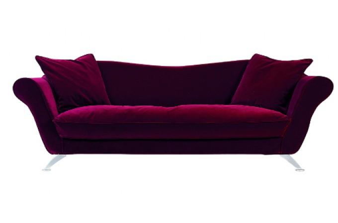 Canap 3 places et plus canap 3 places pas cher 4 et 5 - Canape rouge bordeaux ...