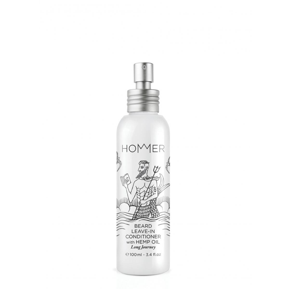 HOMMER BEARD LEAVE-IN CONDITIONER Long Journey Hommer