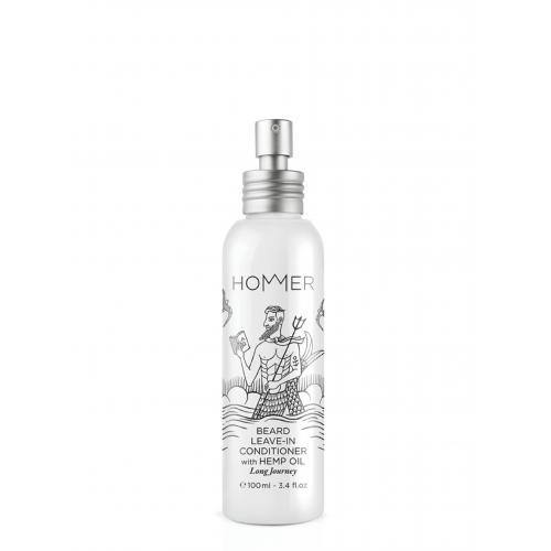 HOMMER BEARD LEAVE-IN CONDITIONER Long Journey