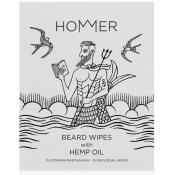 Hommer - Hommer Beard Wipes - Cosmetique homme hommer