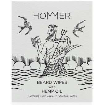 Hommer Beard Wipes Hommer